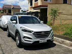 Selling Hyundai Tucson 2017 in Manila