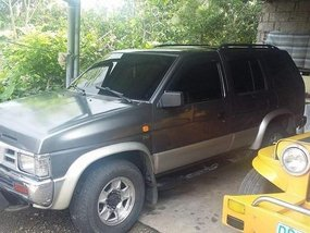 Sell Brown1997 Nissan Terrano SUV / MPV in Pasig