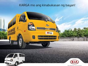 New 2020 Kia K2500 Kargo with Dual AC