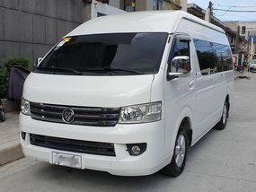 2018 Foton View Traveller vs Hiace NV350