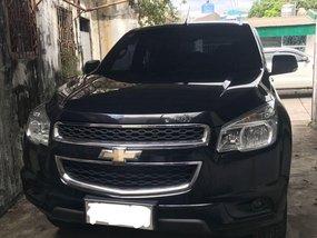 Sell Black 2014 Chevrolet Trailblazer in Manila