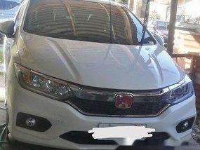 White Honda City 2019 Automatic for sale