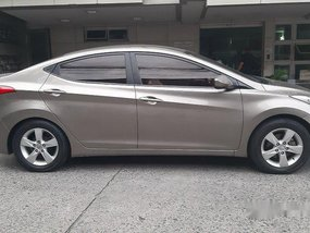 Sell Grey 2013 Hyundai Elantra at 54000 km