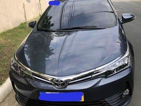 Sell Grey 2018 Toyota Corolla Altis at 19000 km