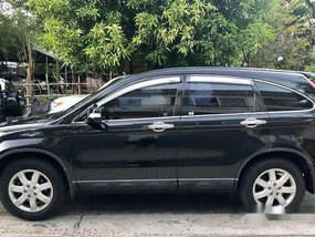 Black Honda Cr-V 200Automatic for sale