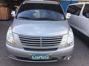 Selling Silver Hyundai Grand Starex 2013 at 127000 km