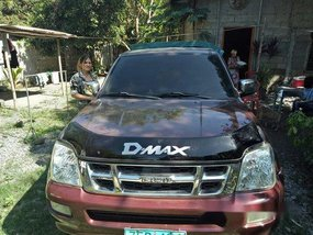 Sell Red 2005 Isuzu D-Max in Taguig