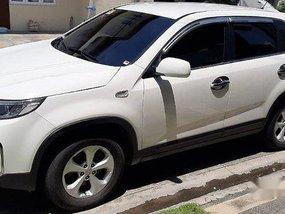 White Kia Sorento 2014 Automatic for sale