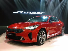 Brand New 2019 Kia Stinger for sale in Makati