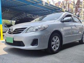 2013 Toyota Altis 1.6 E Gas Manual