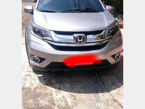 Sell Silver 2017 Honda BR-V in Muntinlupa