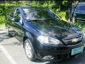 Sell Black 2008 Chevrolet Optra in Pasig