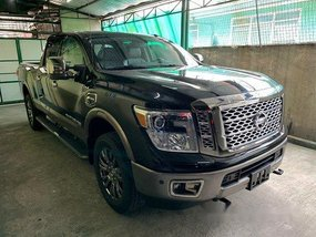 Sell Black 2019 Nissan Titan in Quezon City