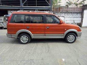 Sell Orange 2017 Mitsubishi Adventure Manual Diesel