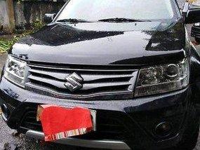 Black Suzuki Grand Vitara 2015 Automatic for sale