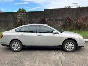 Silver Nissan Teana 2007 at 74000 km for sale