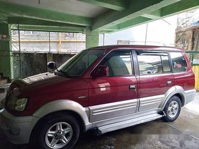 Red Mitsubishi Adventure 2003 for sale in Baguio