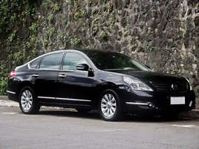 Black Nissan Teana 2011 Automatic for sale