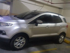 Silver Ford Ecosport 2015 for sale in Makati