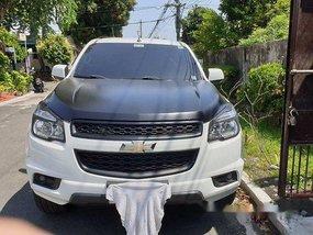 Sell White 2014 Chevrolet Trailblazer at 61700 km