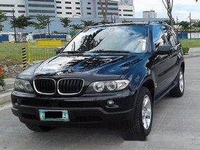 Black Bmw X5 2006 Automatic for sale