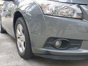Selling Grey Chevrolet Cruze 2010 in Quezon City