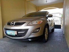 Silver Mazda Cx-9 2011 Automatic for sale