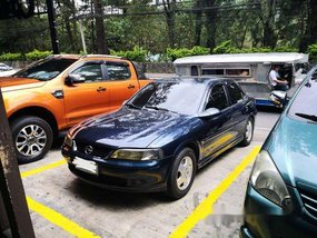 Blue Opel Vectra 2000 Automatic for sale