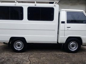 Selling White Mitsubishi L300 2016 Van Manual