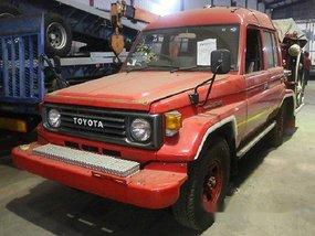 Sell Red 2017 Toyota Land Cruiser in San Fernando