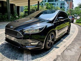 Black Ford Focus 2016 for sale in Makati