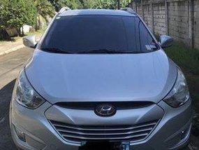 Sell Silver 2012 Hyundai Tucson at 77800 km