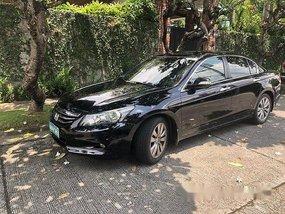 Selling Black Honda Accord 2011 at 78000 km