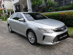 Toyota Camry 2016 for sale in Manila