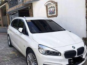 Sell White 2016 Bmw 218i at 20000 km