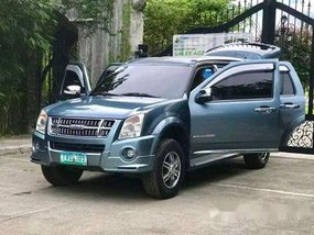 Sell Blue 2011 Isuzu Alterra at 82000 km