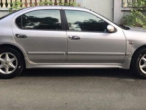 Selling Silver Nissan Cefiro 2004 Automatic Gasoline