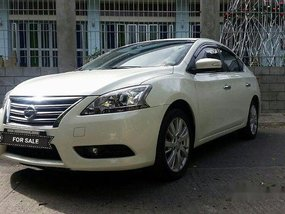 Selling White Nissan Sylphy 2015 Automatic Gasoline