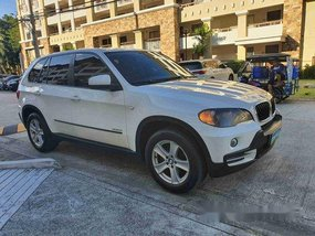 White Bmw X5 2009 at 61000 km for sale