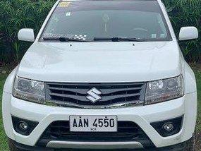 Sell White 2014 Suzuki Grand Vitara Automatic Gasoline