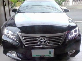 Selling Black Toyota Camry 2013 in Parañaque