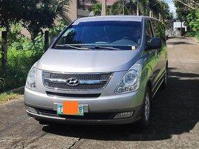 Silver Hyundai Grand Starex 2011 Automatic for sale