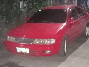 Selling Red Nissan Sentra 1999 in Santa Rosa