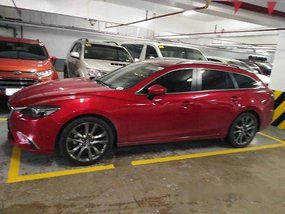Sell Red 2015 Mazda 6 in Quezon City
