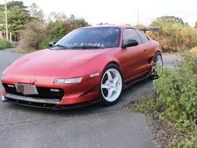 Selling Red Toyota Mr2 1993 in Angeles