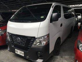 Selling White Nissan Nv350 Urvan 2017 in Pasay