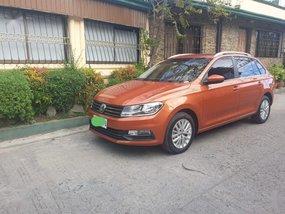 Selling Orange Nissan Santana 2019 in Manila