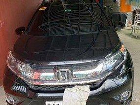Black Honda BR-V 2017 Automatic for sale