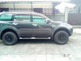 Grey Mitsubishi Montero Sport 2010 Automatic for sale