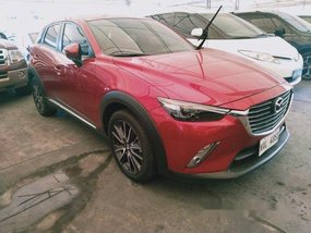 Red Mazda Cx-3 2017 for sale in Makati